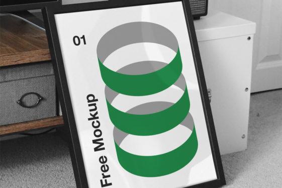 Frame PSD Mockup