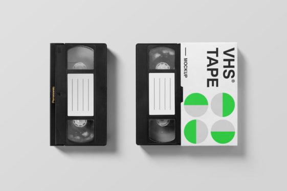 VHS Mockups